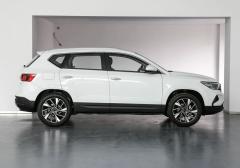 紧凑型SUV捷达VS5 搭1.4T+6AT,将于9月5日正式上市