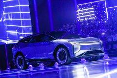 华人运通发布量产定型车高合HiPhi 1,将于2021年上市