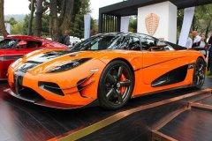 恒大与柯尼塞格合作新车将于明年日内瓦车展亮相