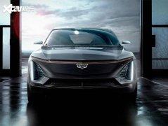凯迪拉克推首款纯电SUV 续航或达480km