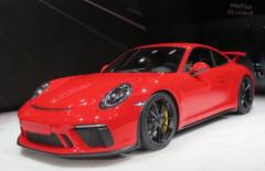 下一辆保时捷911 GT3 RS将没有手动变速器