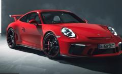 保时捷可能将下一代911转变为中置发动机跑车