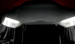 奥迪在巴黎车展上挑逗神秘的新R8