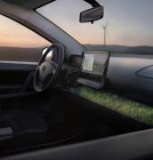 Sono Motors太阳能电动汽车多云天也能产生能量 内部通过苔藓净化空气