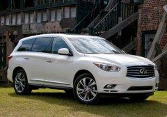 英菲尼迪JX等新车将亮相2012成都车展