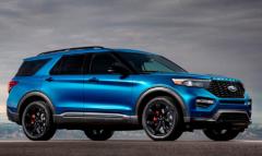 福特在中型SUV领域大放异彩因为它推出了全新的2020 Explorer
