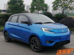 新特DEV 1新车型曝光 电机最大功率35kW