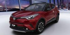 日系两田,为何丰田小型SUV卖不过本田?