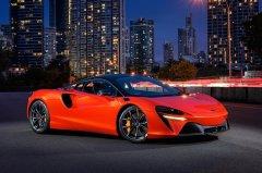 首款新能源入门级超跑 迈凯伦Artura国内首发