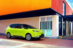 新能源市场又多一款紧凑SUV,合创Z03提供两种续航车型