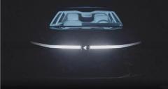 快被遗忘的跨界造车品牌,富士康发布全新车型预告图