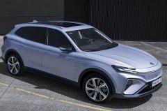 上汽MARVEL R换搭MG徽标 最快将于本月在欧洲上市