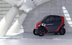 """""""可折叠""""的微型电动汽车?某以色列汽车公司即将推出!"""