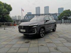 新款荣威RX5 MAX上海首发!全新家族语言,有望年内上市